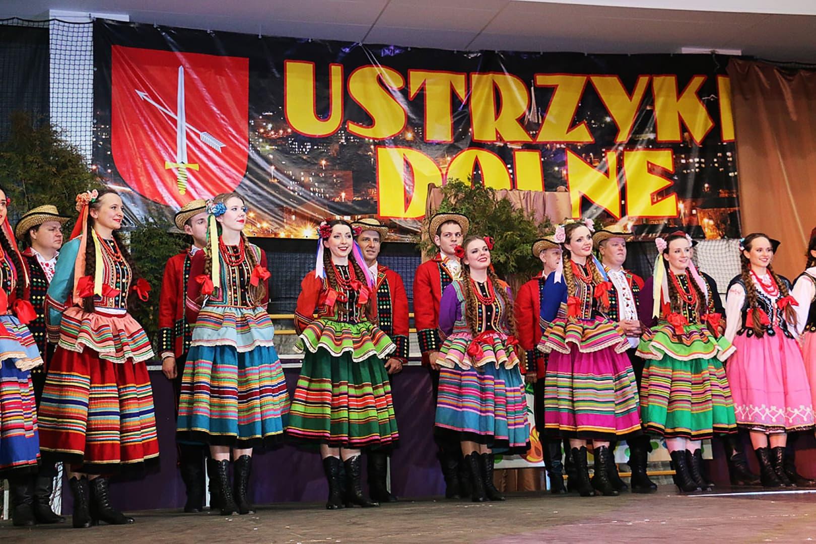 Koncert Jubileuszowy 20 lecia Zespołu Bandanki, marzec 2016 r.
