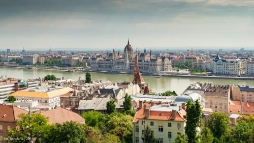 Zwiedzamy Budapeszt