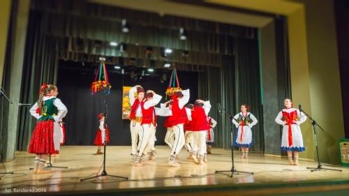 XVII Przegląd Zespołów Tanecznych Pasikonik 2018