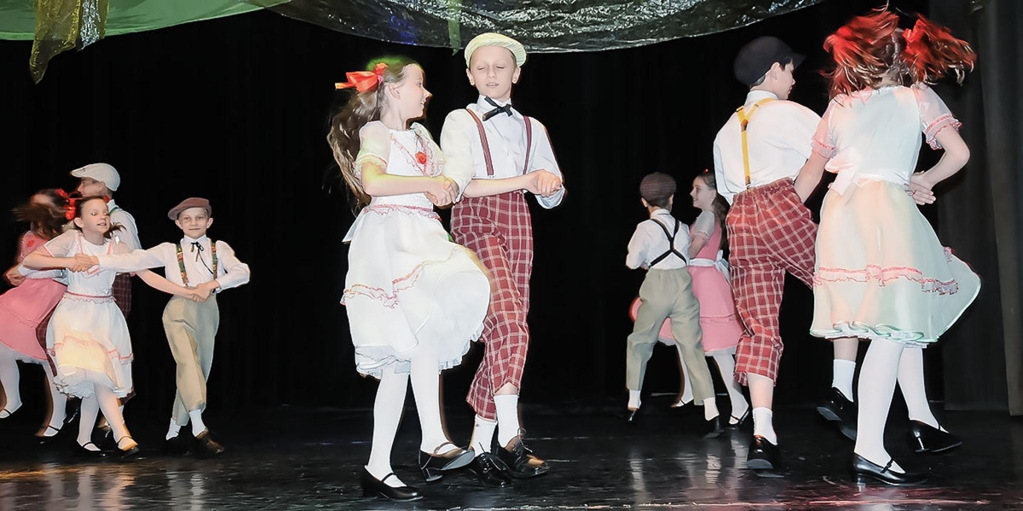 Taneczny Krąg Przeworsk  2015