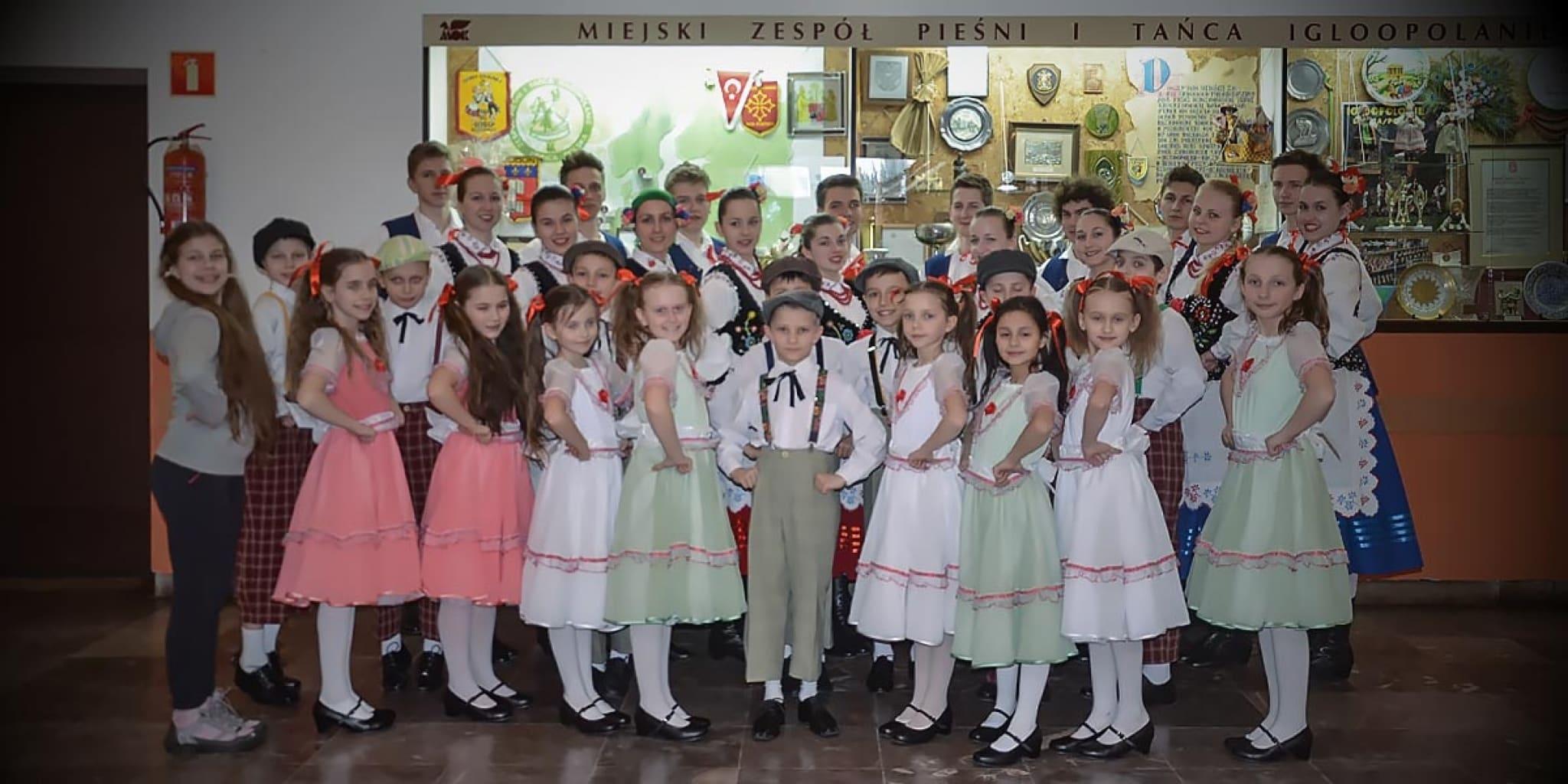 """VII Podkarpacki Przegląd Dziecięcych i Młodzieżowych Zespołów Tanecznych """"Złoty Gryf"""" w Dębicy, Dębica 2015 r."""